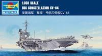 Trumpeter 1/350 USS Constellation CV-64
