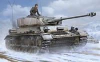 Trumpeter 1/16 German Pz.Beob.Wg.IV Ausf.J (Medium Tank)