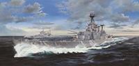 Trumpeter 1/200 HMS Hood Battle Cruiser