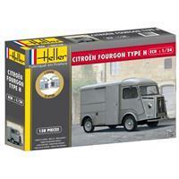 Heller 1/24 Citroen Fourgon HY (Tube)