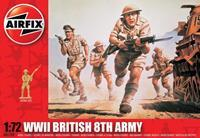 Airfix 1/72 WWll British 8th Army