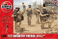 Airfix 1/48 Infantry Patrol