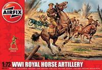 Airfix 1/72 WWll Royal Horse Artillery