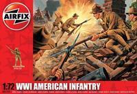 Airfix 1/72 WWll American Infantry