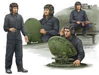 Trumpeter 1/35 Soviet Tank Crew 1970-1980