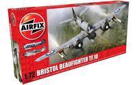 Airfix 1/72 Bristol Beaufighter Mk.X (Late)