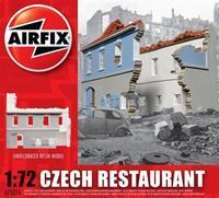 Airfix 1/72 Czech Restaurant