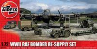 Airfix 1/72 WWll Raf Bomber Re-Supply Set