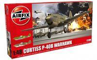 Airfix 1/48 Curtiss P-40B Warhawk