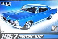 MPC 1967 Pontiac GTO 1/25
