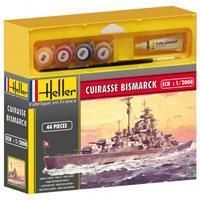 Heller 1/2000 Cuirasse Bismarck