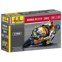 Heller 1/24 Honda RC211 V