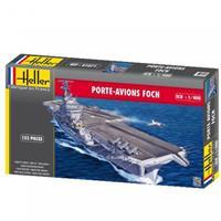 Heller 1/400 Aircraft Carrier Foch
