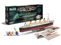 Revell 1/400 Geschenkset 100 Jaar Titanic