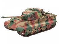 Revell 1/35 Tiger II Ausf. B Henschel Turret