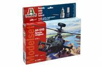 Italeri 1/72 AH-64 Apache ModelSet