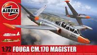 Airfix 1/72 Fouga Cm.170 Magister