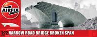 Airfix 1/72 Narrow Road Bridge Broken Span