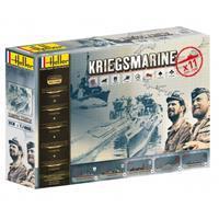 Heller 1/400 Coffret Kriegsmarine