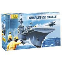 Heller 1/400 Charles De Gaulle