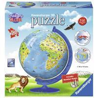 Ravensburger 3D Puzzel Kinder Globe 180 Stukjes