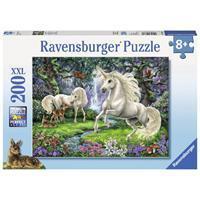 Ravensburger XXL Puzzel Sprookjesachtige Eenhoorns 200 Stukjes