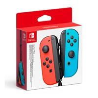 Nintendo Switch Joy-Con Controller Pair (Neon Red/Blue)