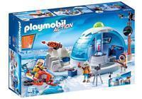 PLAYMOBIL Action - Hoofdkwartier Poolexpeditie