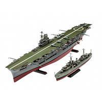 Revell 1/720 HMS Ark Royal & Tribal Class