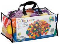 Intex speelballen 100 stuks
