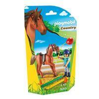 PLAYMOBIL Country paardentherapeute 9259
