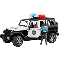 Jeep Wrangler Unlimited Rubicon politieauto