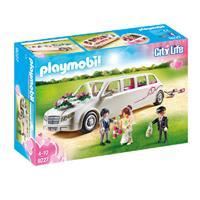 playmobil City Life - Bruidslimousine