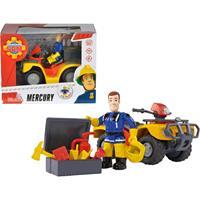 simba Brandweerman Sam - Quad Mercury