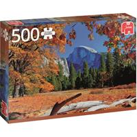 Jumbo Yosemite National Park, USA puzzel