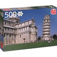 Toren van Pisa puzzel