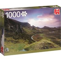 Jumbo Trotternish Ridge, Schotland puzzel