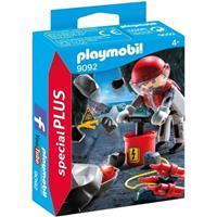 Playmobil Special PLUS - Explosievenexpert