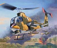 Revell 1/100 Bell AH-1G Cobra