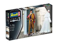 Revell 1/16 Swiss Guard