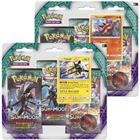 Pokemon TCG Sun & Moon Guardians Rising Booster Blister