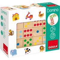 jumbo Goula - Domino tellen en kleuren