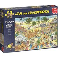 Jumbo Jan van Haasteren - De oase puzzel