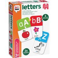 Jumbo Spel Ik Leer Letters