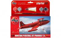 Airfix 1/72 Hunting Pervical Jet Provost T.4