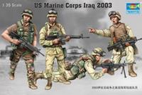 Trumpeter 1/35 US Marine Corps Irak 2003