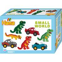 Hama Beads Hama Toys 3502 Small World Strijkkralen 2000 Stuks