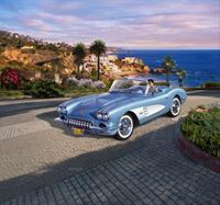 Revell 1/25 1958 Corvette Roadster
