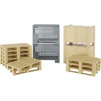 BRUDER Logistiek accessoire set