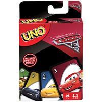 Disney Uno Cars 3